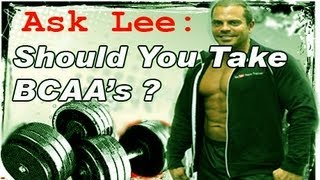 Should You Take BCAA