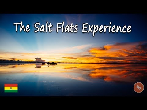 Salt Flats Of Uyuni Experience!