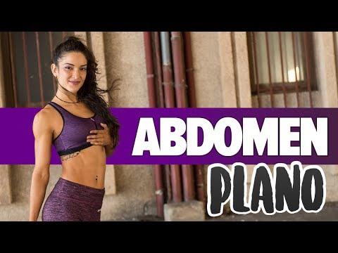 Define tu vientre y consigue un abdomen plano y tonificado