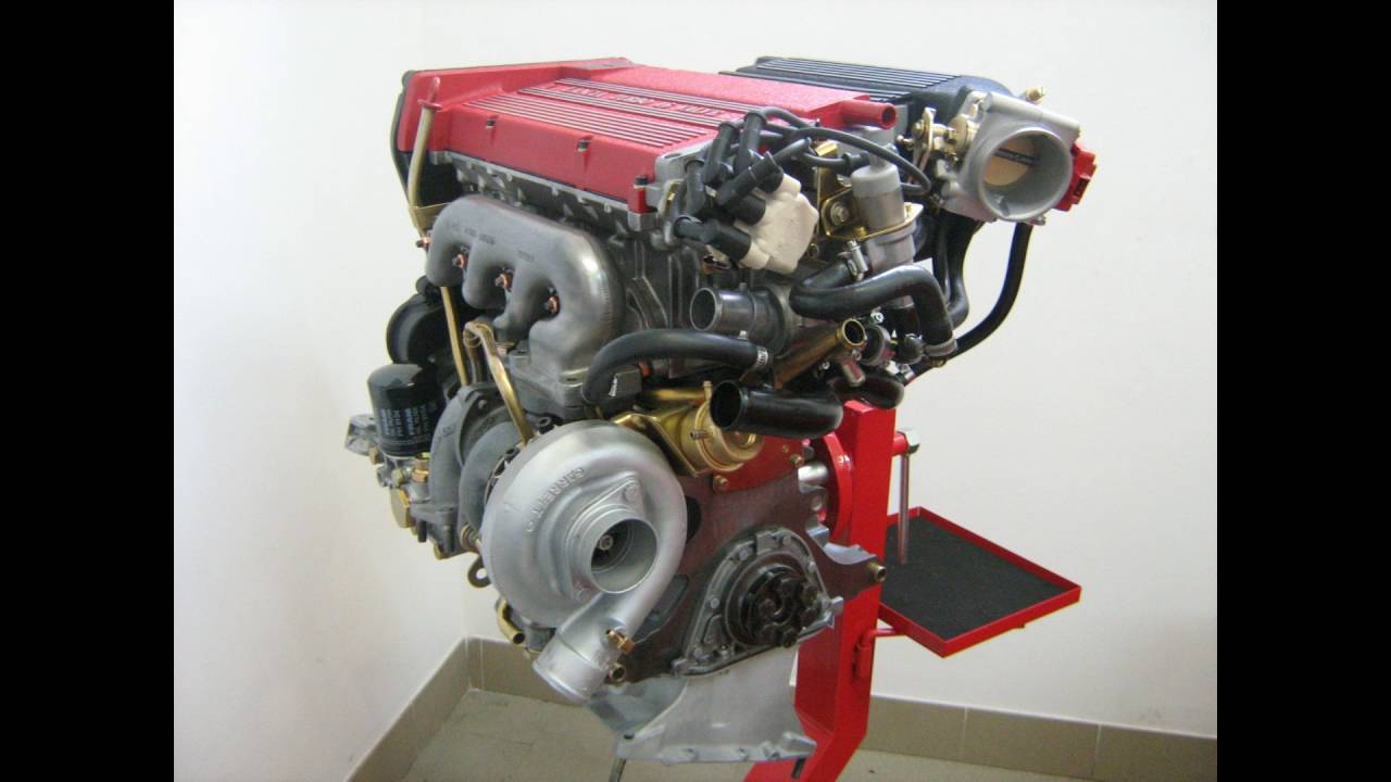 Restauro Lancia Delta Integrale Evoluzione DP Motorsport ...