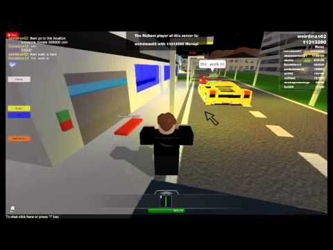 How To Paint Car In Roblox Grand Blox Auto
