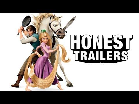 Honest Trailers   Tangled