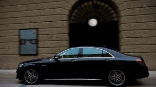 2013 Mercedes Benz S63 AMG 4MATIC (W222) Fahrbericht unserer Probefahrt / Test