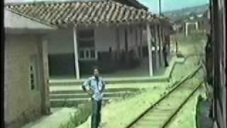 Trenes de Colombia Loc 48 En Patios Estacion Bello Antioquia