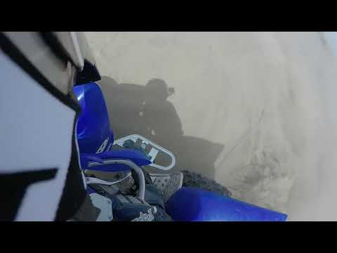 Beverly Dune's WA - Ephraim's First Sand Ride