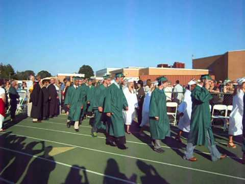 Mainland Regional High School Graduation 2013