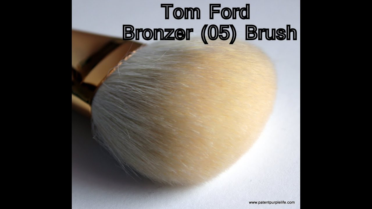 tom ford bronzer brush 05 youtube. Black Bedroom Furniture Sets. Home Design Ideas