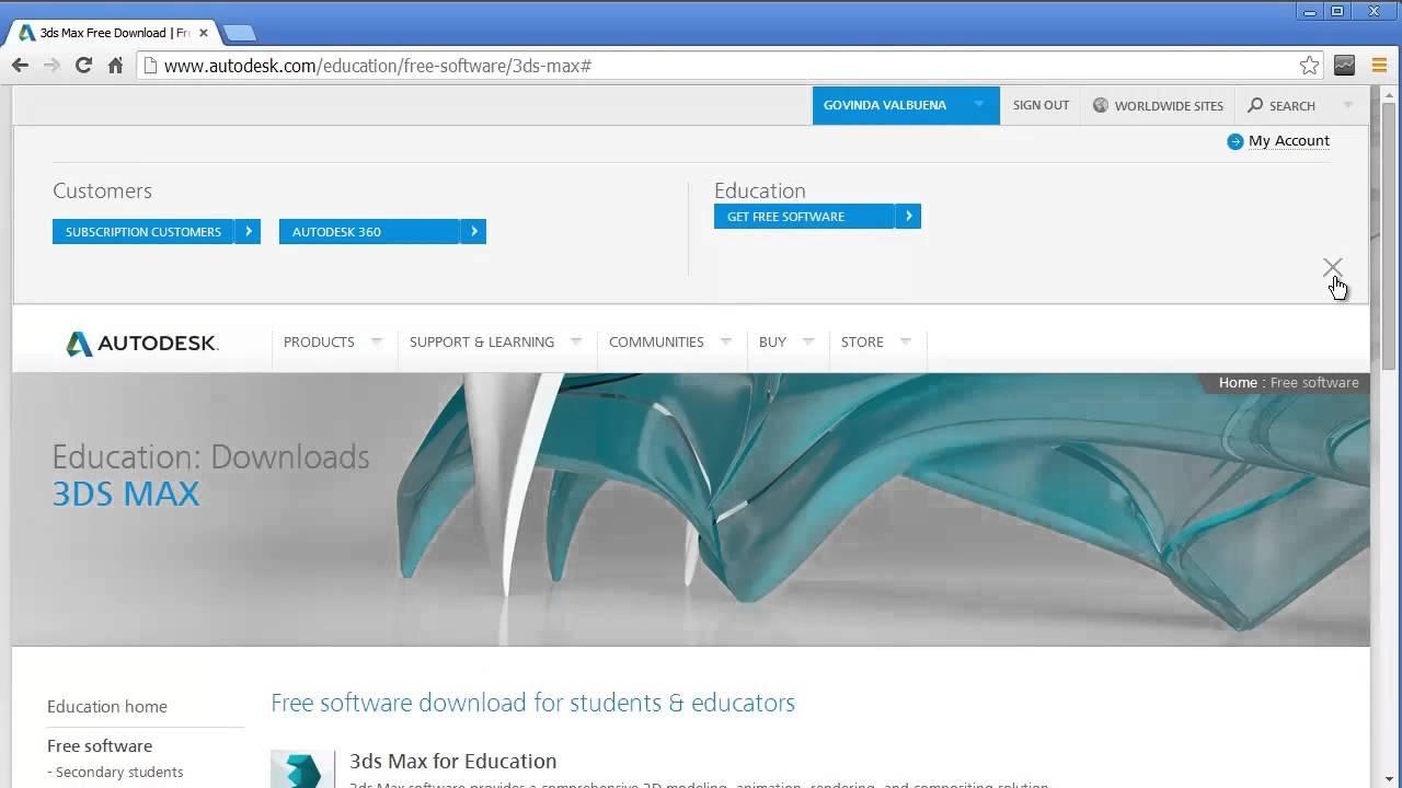 Descargar programas de Autodesk Gratis Licencias Educativas - YouTube