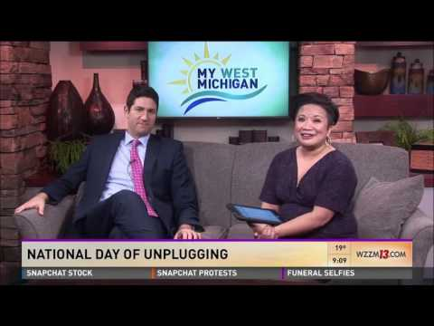 National Day of Unplugging Hit #6