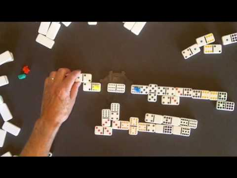 How To Play Mexican Train Seg 2 Youtube