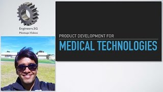 Product Development for Medical Technologies - Neo Tech Talks