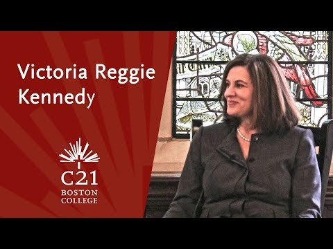 "Victoria Reggie Kennedy ""Faith in Friendship"""