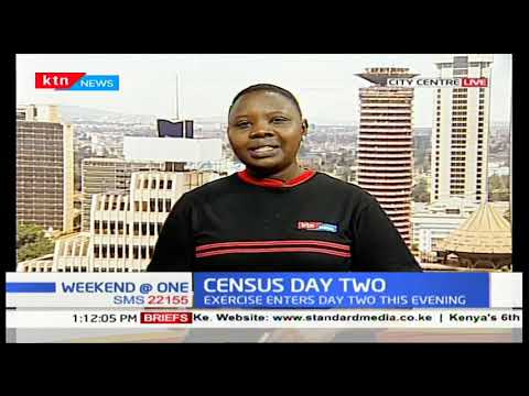Govt Spokesman Cyrus Oguna has asked Kenyans to cooperate in the ongoing national census