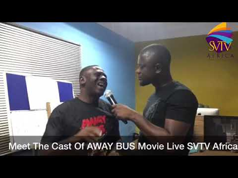 Download Meet Akrobeto, Moesha , Akuapim Polo, Kalybos, Kalsoume Sinare, Yaw Dabo All In AWAY BUS Movie
