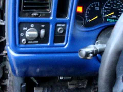 2000 Chevy Silverado My New Interior Update Youtube