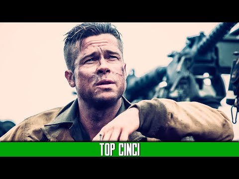 Top 5 Filme cu Brad Pitt
