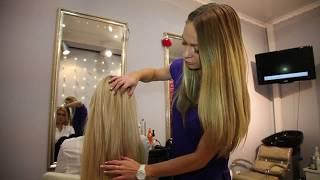 Наращивание волос - От Ольги Полоник