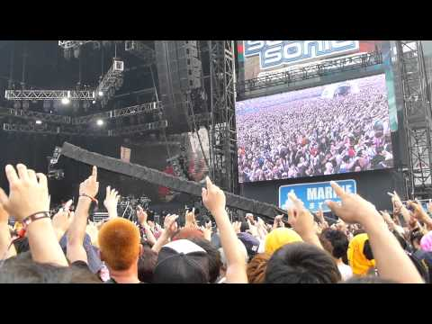 Linkin Park - New Divide - Summer Sonic Tokyo 10.8.13