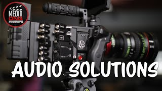 Top 3 Audio Solutions for RED Digital Cinema Cameras Audio for Video