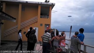 10 UFO Sightings People Have Witnessed in Real Life!