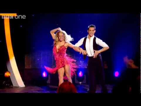 Week 1: Chris & Hayley - Samba - So You Think You Can Dance - BBC One