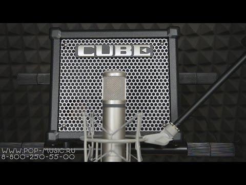 Гитарный комбик ROLAND CUBE-10GX (Portable Guitar Amplifier)