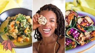 5 Ingredient Vegan Recipes | Delicious Simple Recipes