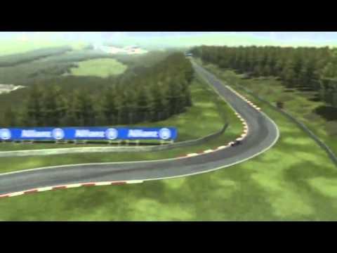 Circuito Spa : F1 gp belgio circuito spa francorchamps youtube