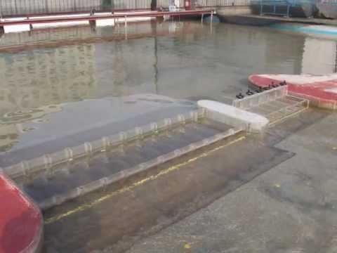 Physical Model Test : Korea, Sihwa Tidal Power Plant