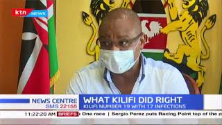 What Kilifi did right:Conversation with Governor Kingi on how Kilifi has managed to contain COVID-19