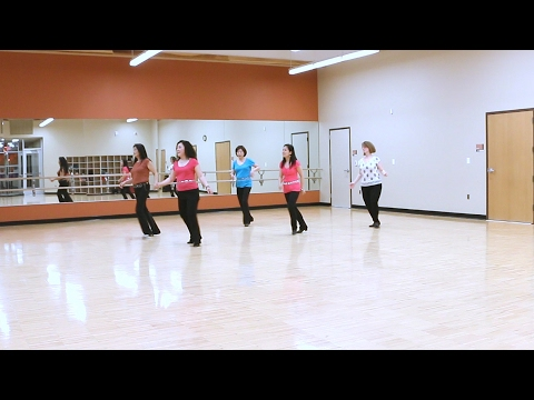 Made In The Shade - Line Dance (Dance & Teach)