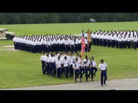 Joey's US Army Basic Training Graduation