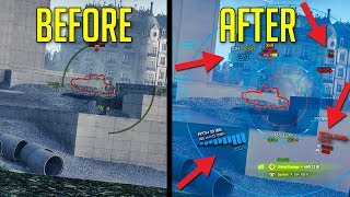 Feels Like Cheating • All Mods Activated ► World of Tanks Mods