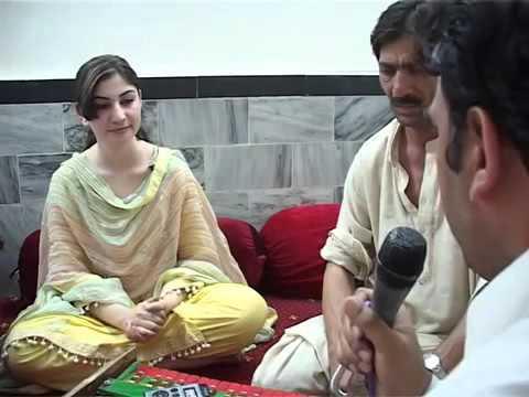 Swat Female Singer  interview 2014