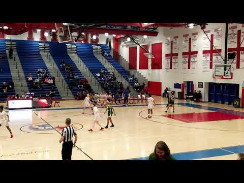 Torrie Maddox 2020 Falls Church High School Senior Season - Pass high lights long