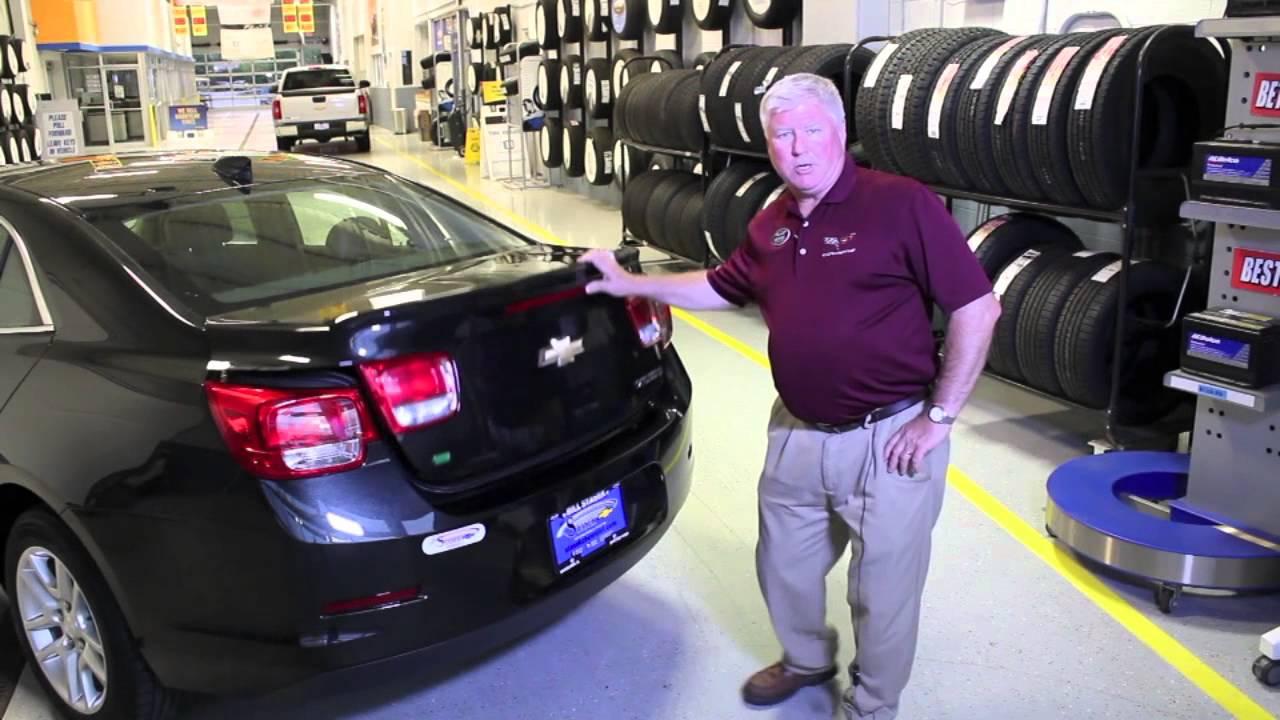 2017 Chevy Malibu Trunk Room Stasek Chevrolet
