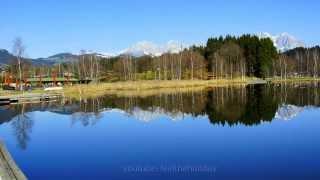Full HD,Kitzbühel Tirol Schwarzsee My most beautiful pictures Schönste Bilder Schwarzsee Kitzbühel