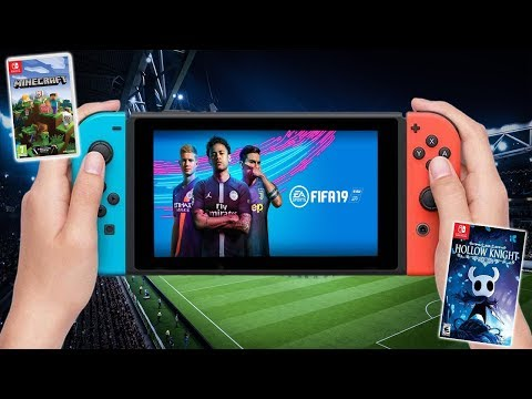 Подборка игр для Nintendo Switch #2