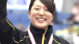 菊池彩花が初V!! スピードスケート開幕戦 菊池彩花 検索動画 20