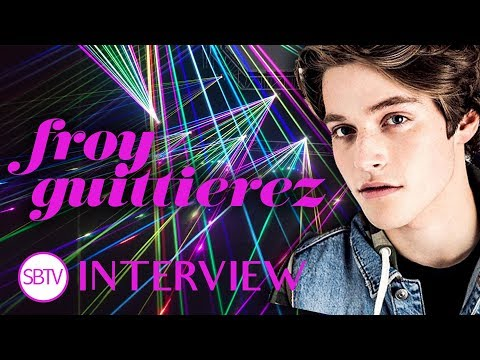 FROY GUTIERREZ Shares the Meaning Behind 'Sideswipe'!!