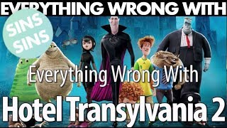 """Everything Wrong With """"Everything Wrong With Hotel Transylvania 2 In 13 Minutes Or Less"""""""