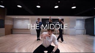 The Middle - Zedd, Grey, & Maren Morris | Hwan Choreography