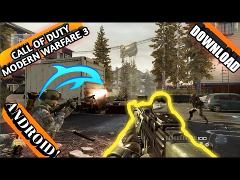 HOW TO DOWNLOAD CALL OF DUTY MODERN WARFARE 3 FOR ANDROID!
