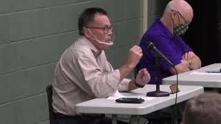 September (Special Called) School Board Meeting