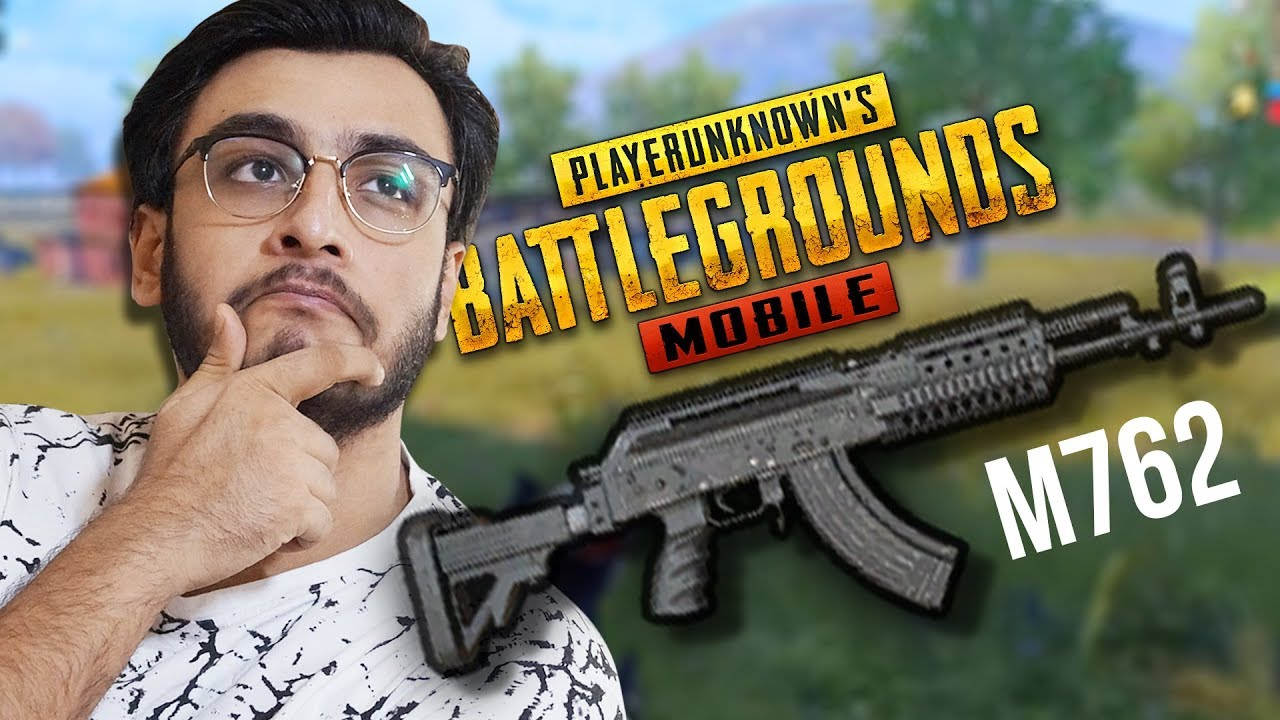 M762 Pubg: HOW TO FIND THE BERYL M762 IN PUBG MOBILE