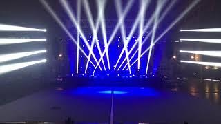 Infinity Intelligent Lights - MIR Rimini 2018 (Virtual set)