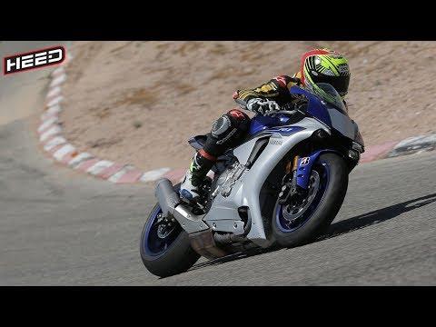 download 2015 Yamaha YZF-R1 Track Comparison Shootout