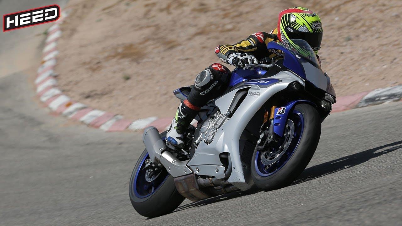 2015 Yamaha YZF-R1 Track Comparison Shootout