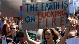 100,000's of Kids Hold School Strike for Climate Action
