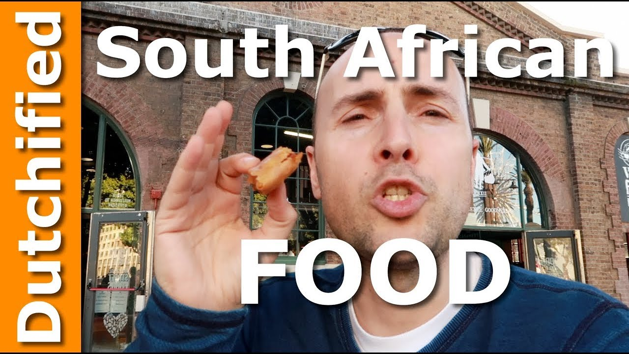 5 BEST South African food to try in Cape Town
